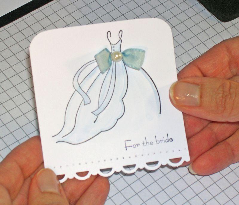 Blissful Bride Tutorial 11