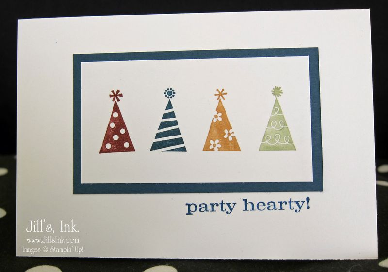 Party Hearty Birthday