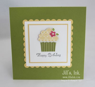 Build a Cupcake Birthday