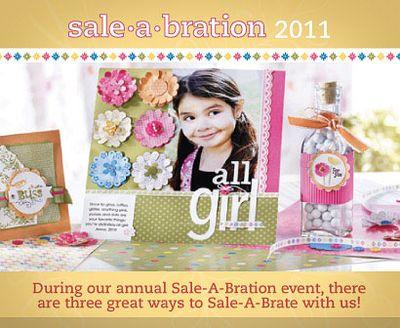 Sale-A-Bration Ad