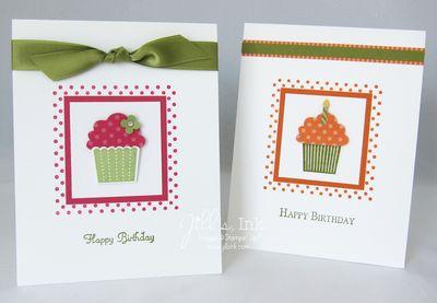 Create a Cupcake Quick Cards 005