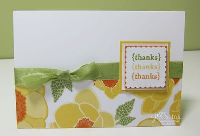 Pretty Postage May Card
