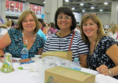 Convention Me, Sarah & Donna