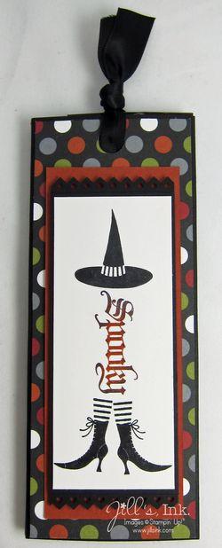Spooky Hershey Bar Holder