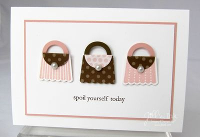 Build a Cupcake Purses Blushing Bride 2