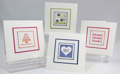 Pretty Postage Mini Notecards 009