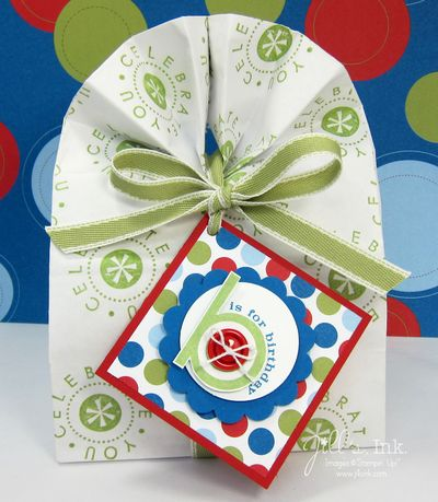 Celebrations & Party Hearty Gift Bag