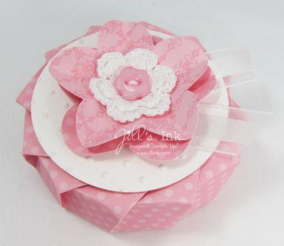 Blossom Box Pink