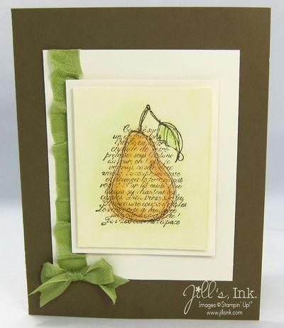 Faith in Nature Pear