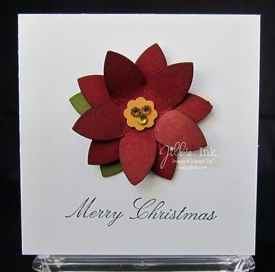5-Petal Flower Christmas 006