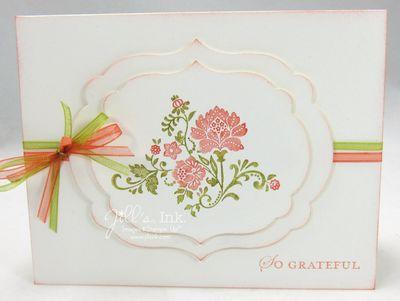 Fresh Vintage Grateful Card