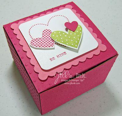 Valentine Kraft Gift Box