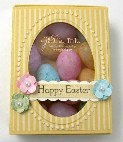 Easter Designer Frame Matchbox 006