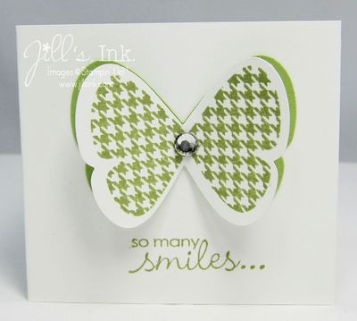 Butterfly Prints Tag