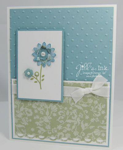 Bright Blossoms Card
