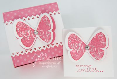 Bitty Butterfly Box