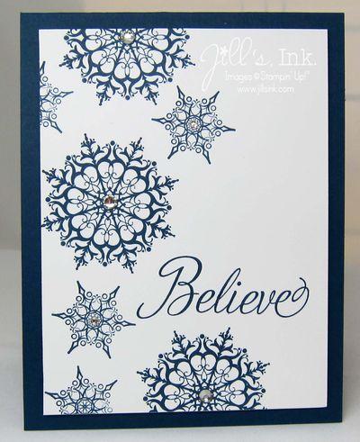 Christmas SAS Snowflake Soiree