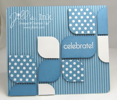 Celebrate! Birthday Card