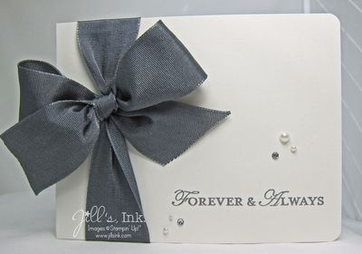 Loving Thoughts Wedding Gray