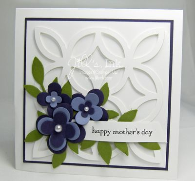 Lattice Mother's Day Card 004