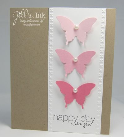 Butterfly Card Q&E April 2013