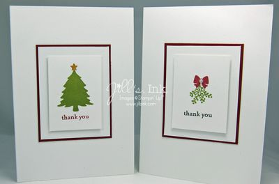 Joyous Celebrations Thank You Cards