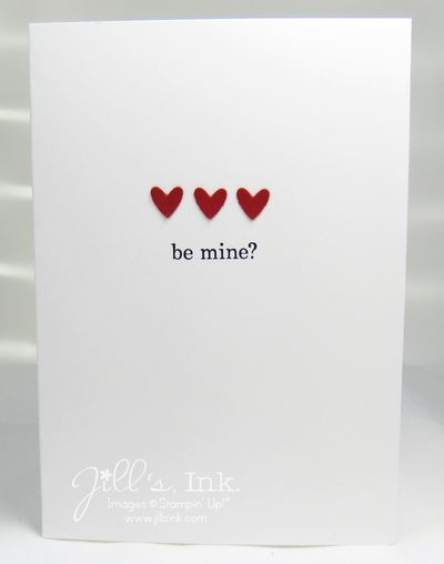 Quick & Easy Valentine Card