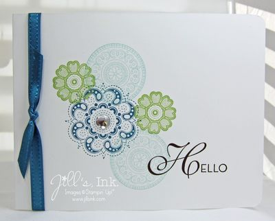 Lacy & Lovely Hello 020
