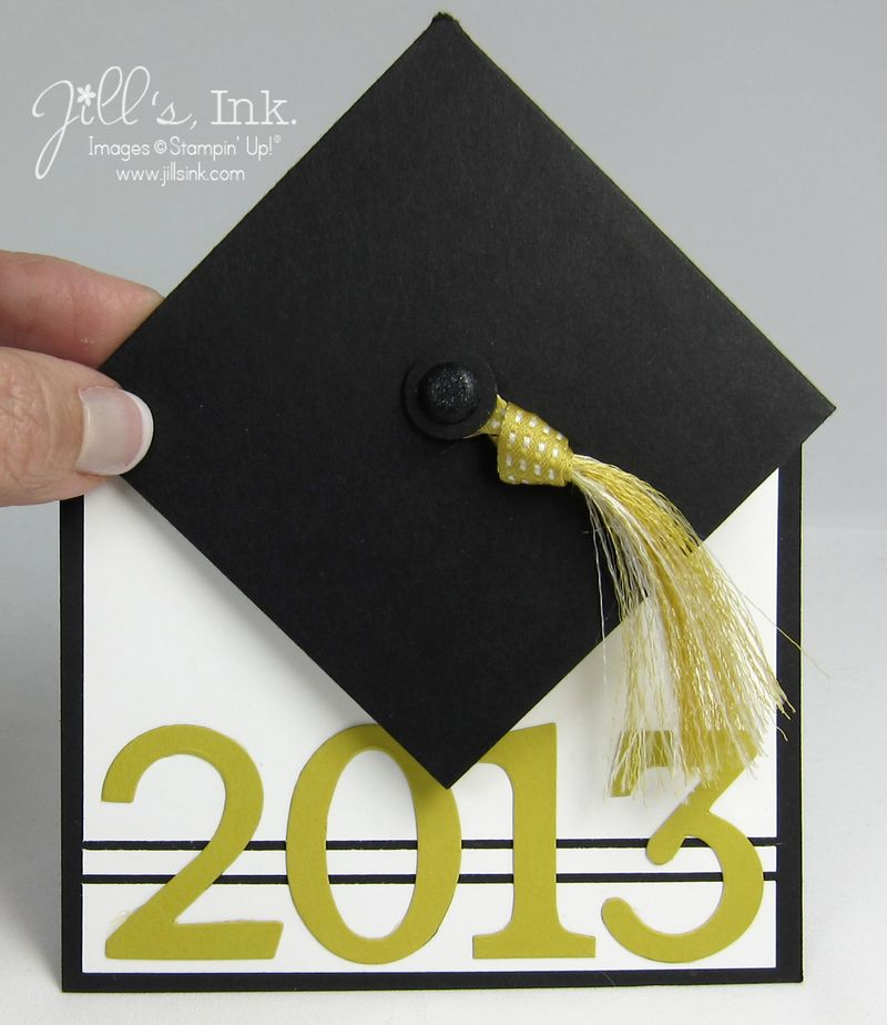 Graduation Cap Gift Card 005