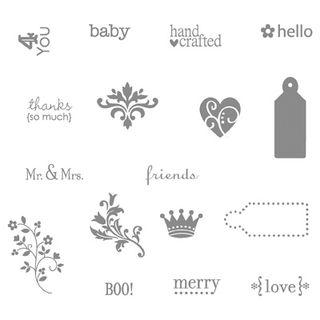 Tiny Tags Set Image