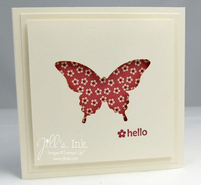 Butterfly Hello 006