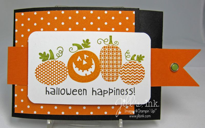 Halloween Happiness Chiclets Holder
