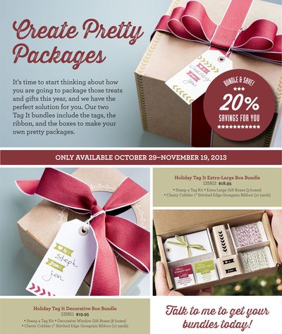 Pretty Packages Bundles Image