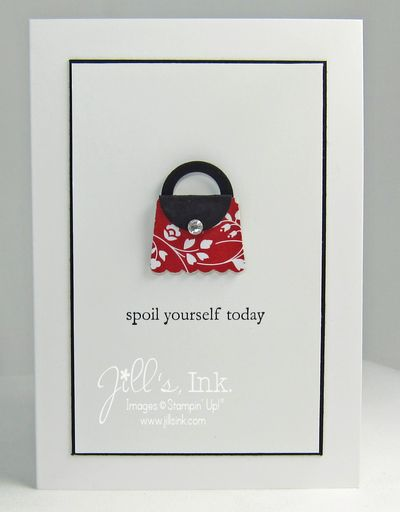 Spoil Yourself MnT Card