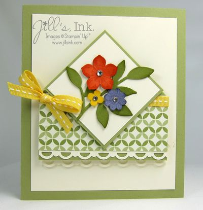 Corner Bookmark Card 2014