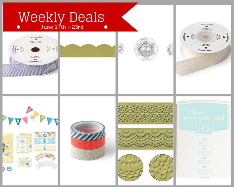 Weekly Deal June17