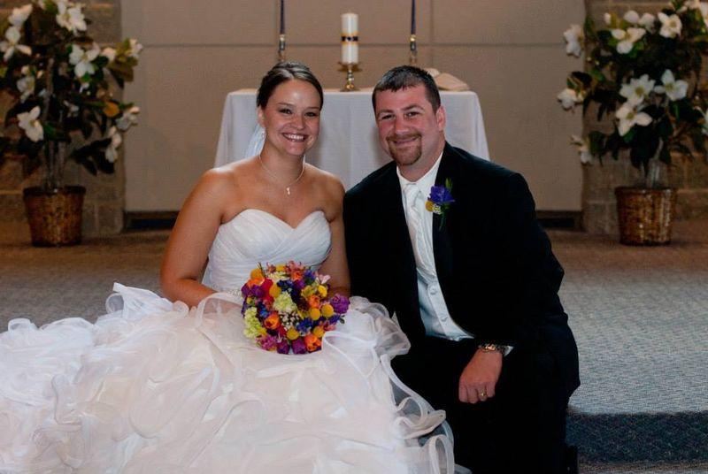 Mike & Ashley's Wedding - sitting