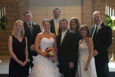 Mike & Ashley's Wedding - Our Family