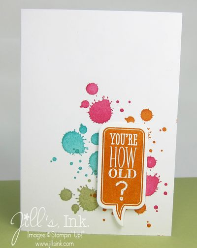 Gorgeous Grunge Q&E Card