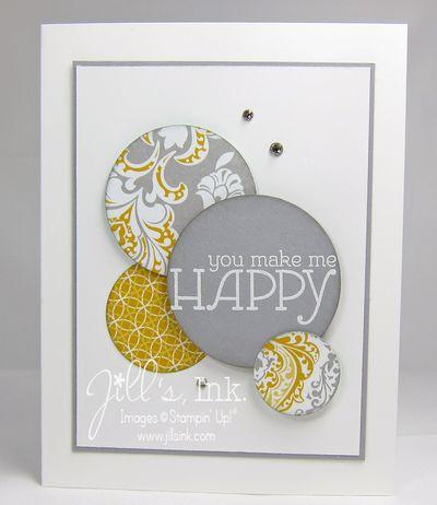 Happy  Make N Take Card