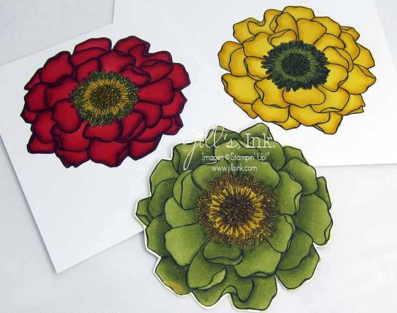 Blended Blooms 005