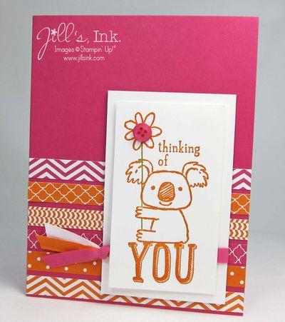 Kind Koala Make N Take Card