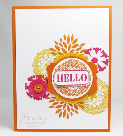 Petal Parade MnT Card