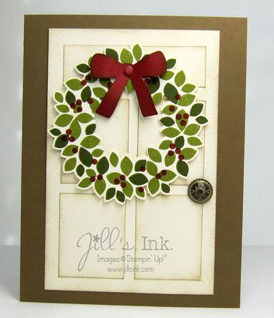 Wonderful Wreath MnT Card