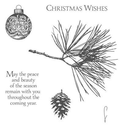 Ornamental Pine Set Image