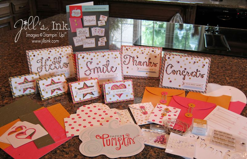 August Paper Pumpkin Kit 004
