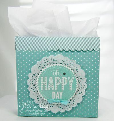 Starburst Sayings Gift Bag 007L