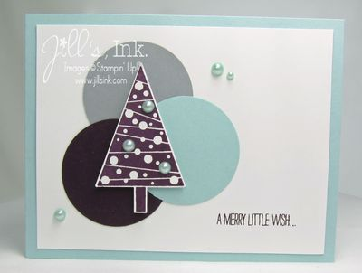 Festival of Trees MnT Card