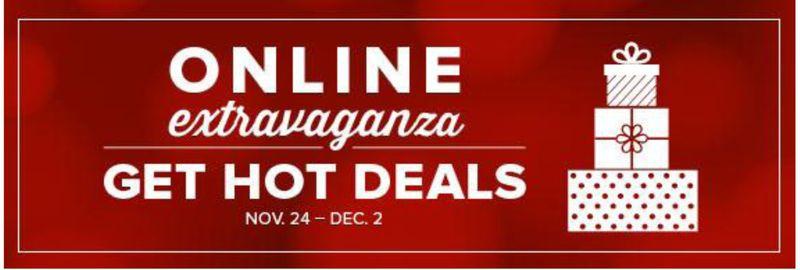 2014 Online Extravaganza Header