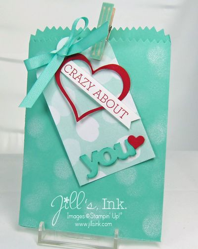 Valentine Mini Treat Bag 2